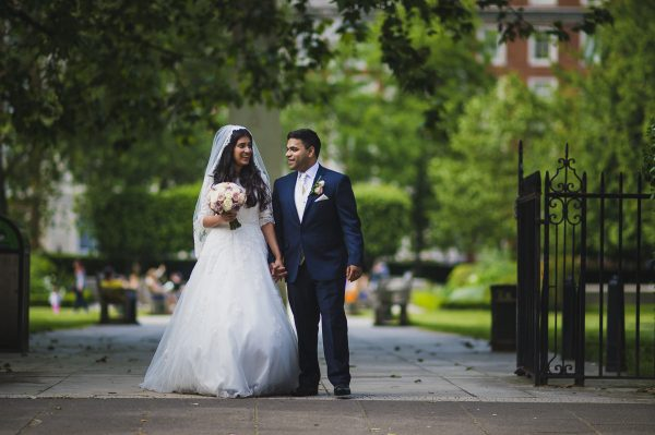 Appi and Daniels Mayfair Wedding