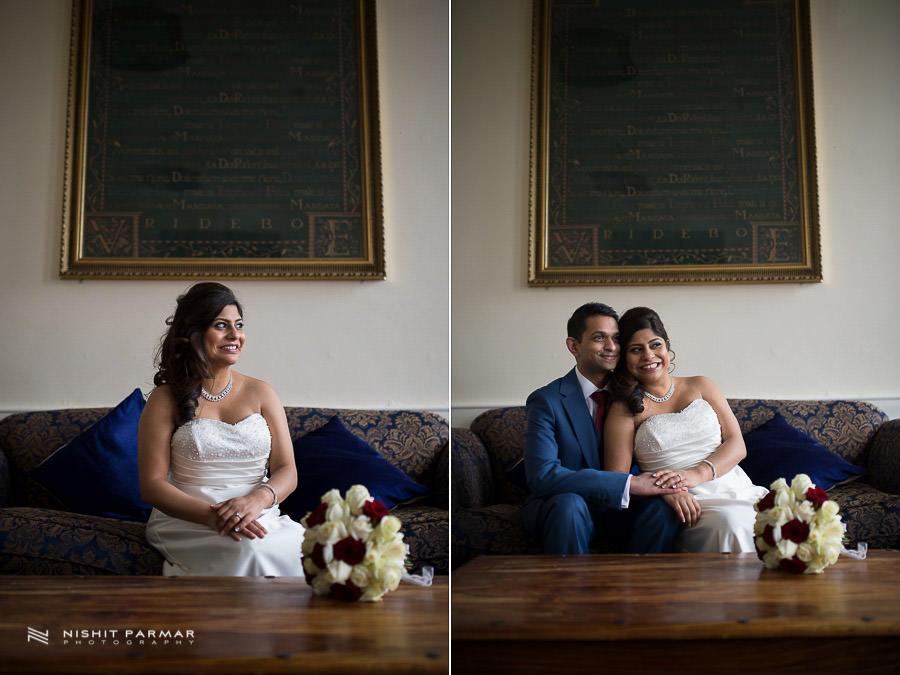 Baylis House Wedding Photography by Indian Wedding Photographer