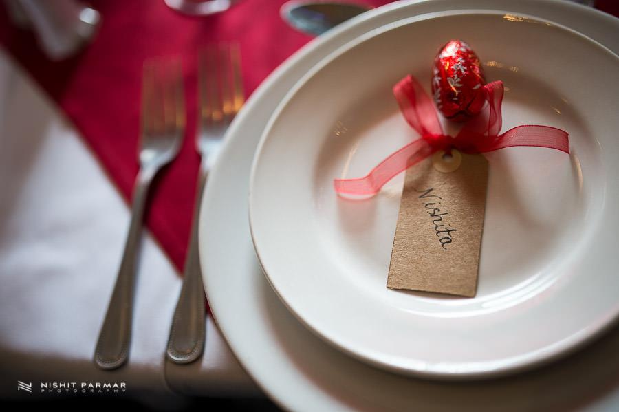 Wedding Details at Baylis House