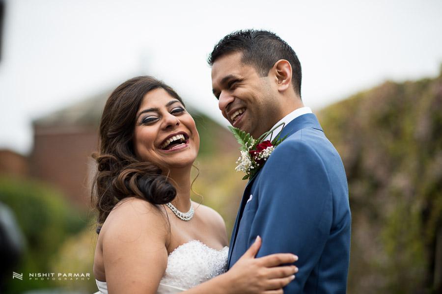 Baylis House Wedding by Hindu Wedding Photographer