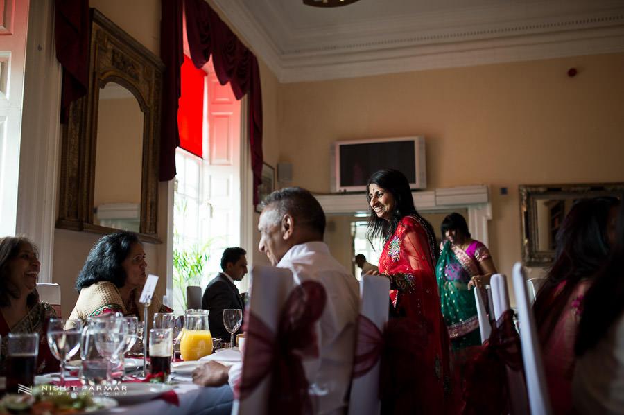 Baylis House Wedding