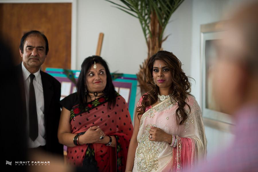 Cavendish Indian Wedding Photos Reception London