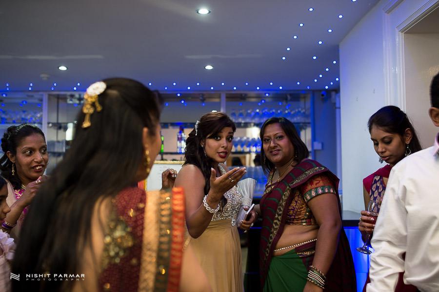 Cavendish Fun Wedding Pics Reception London