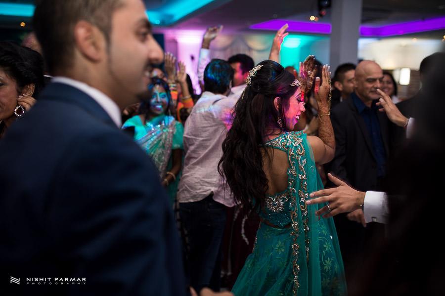 Cavendish Inspirational Wedding Photography Reception London