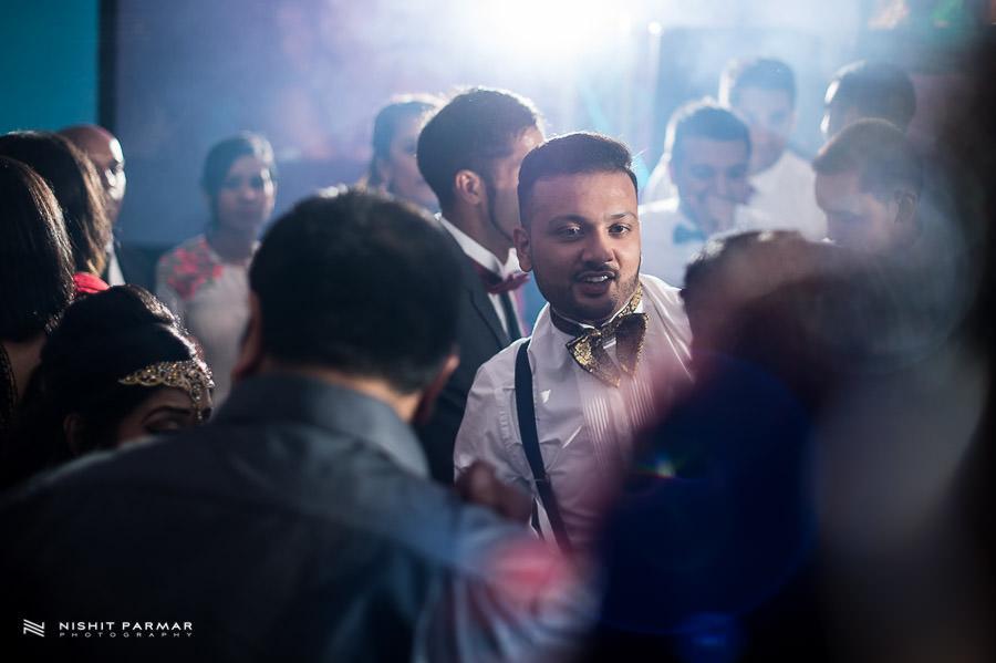 Cavendish Different Wedding Photography Reception London