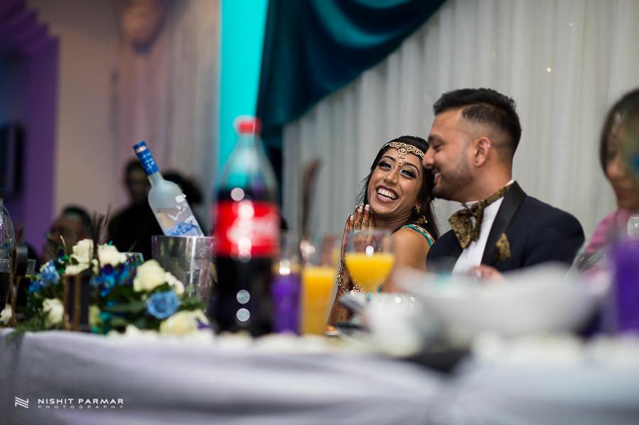 Cavendish Bespoke Wedding Photography Reception London