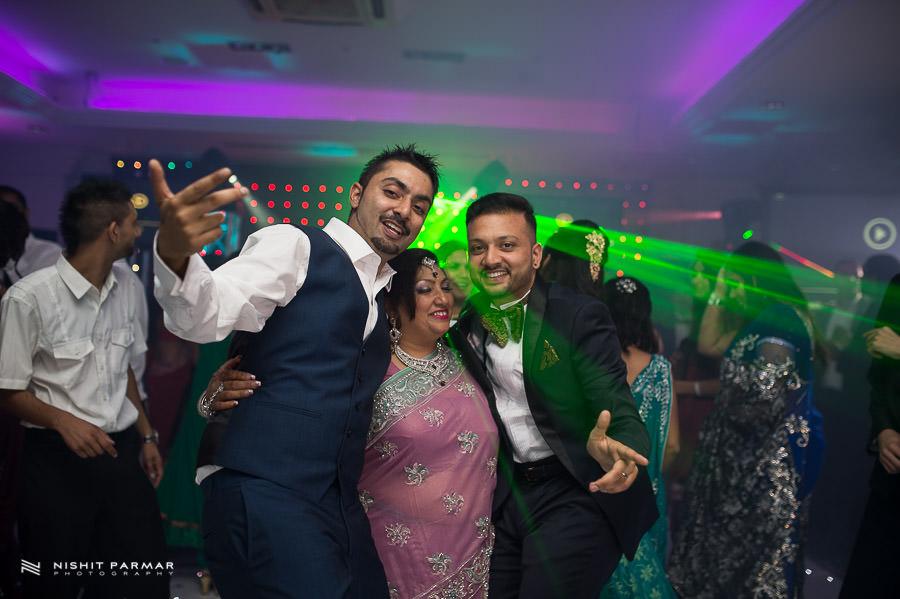Cavendish Indian Wedding Photography Reception London
