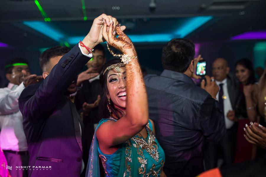 Cavendish Hindu Wedding Photography Reception London