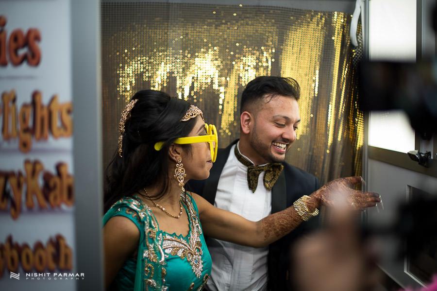 Cavendish Asian Wedding Reception London