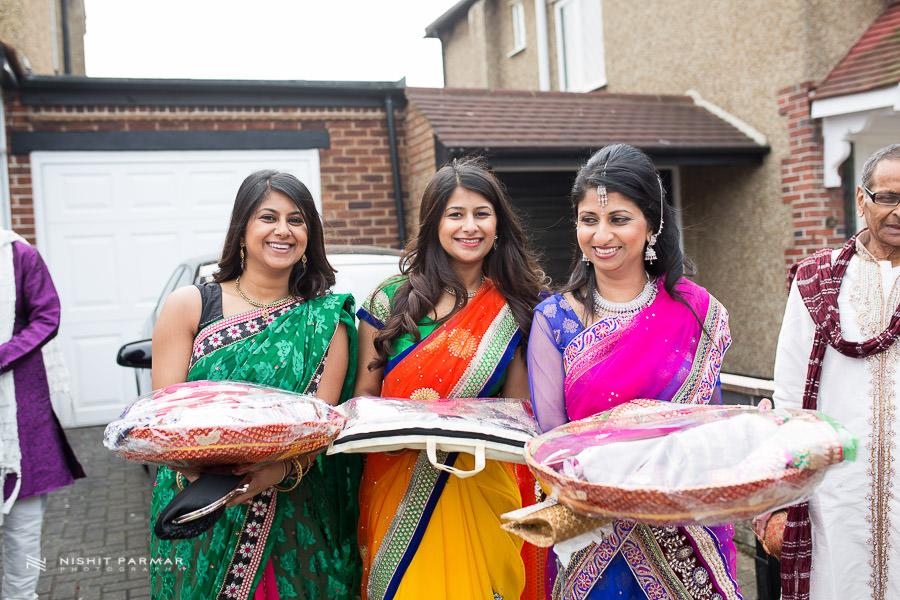 Asian Photography at Baylis House Hindu Wedding Nishita and Upesh