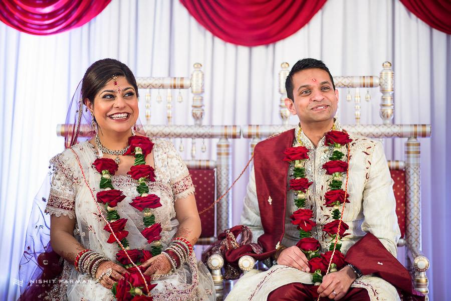 Amazing Asian Wedding Photography at Baylis House Hindu Wedding Nishita and Upesh