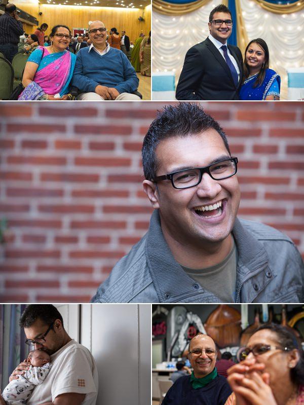 Asian Wedding Photographer Nishit Parmar Family