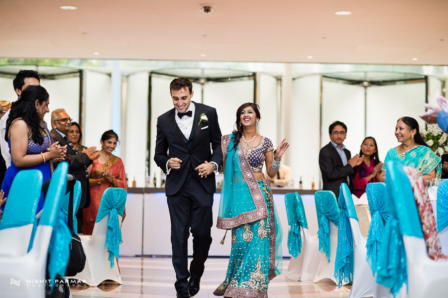 East Wintergardens Wedding and Reception Roshni and Don - 029