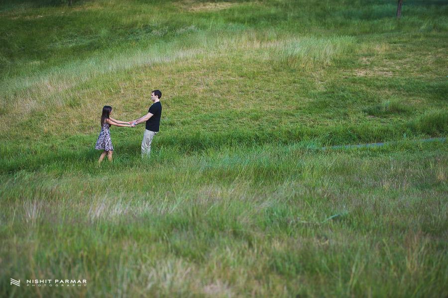 Asian Wedding Photography - London Park