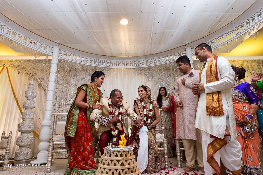 Games Hindu Wedding Photography