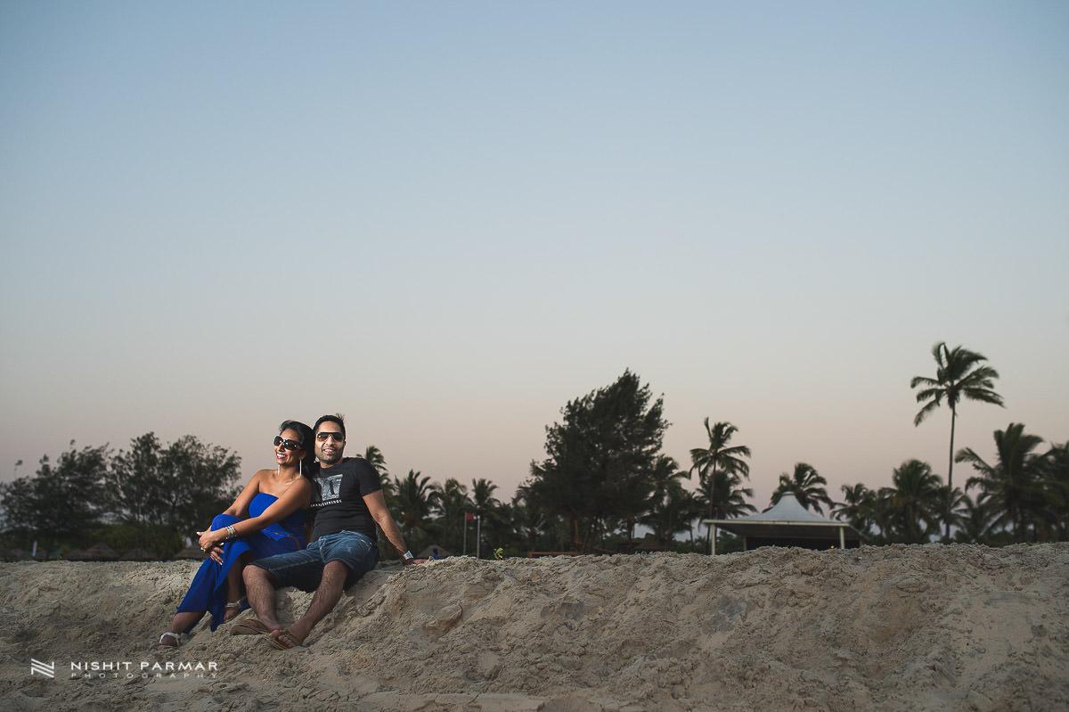 Goa Photoshoot Asian Wedding Photography