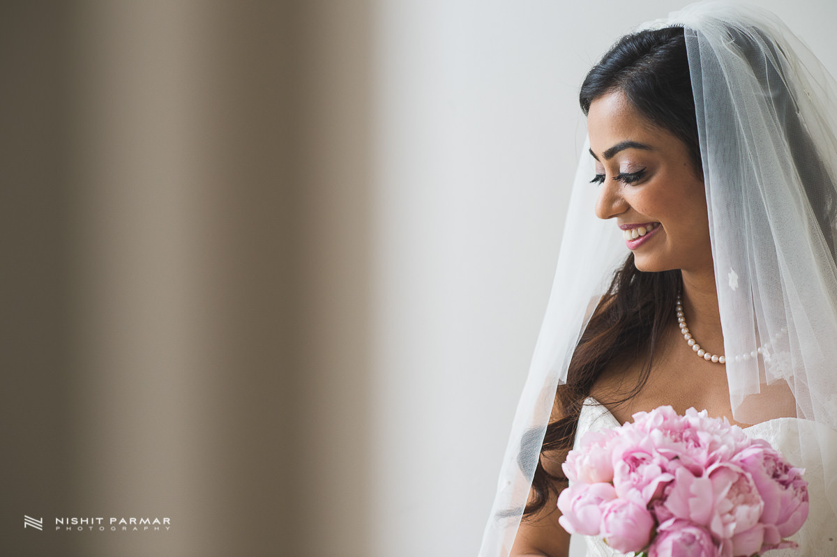 Birmingham Botanical Gardens - Asian Wedding Photographer