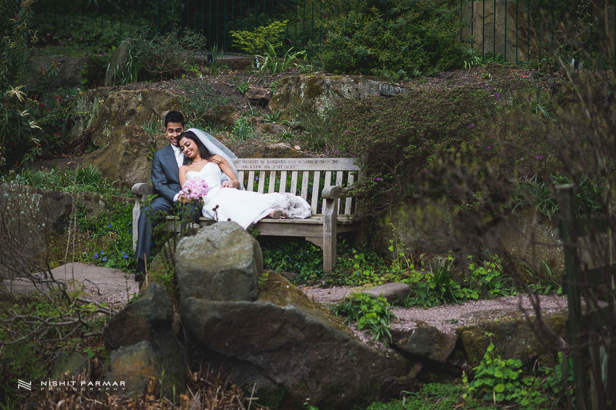 Birmingham Botanical Gardens Registry Civil Wedding-43