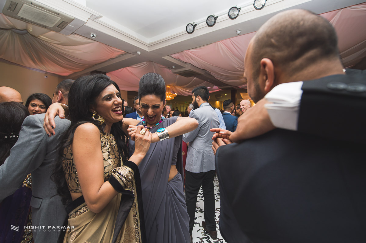 Cammy and Amar Civil Wedding and Reception in Essex Asian Wedding Photographer-48