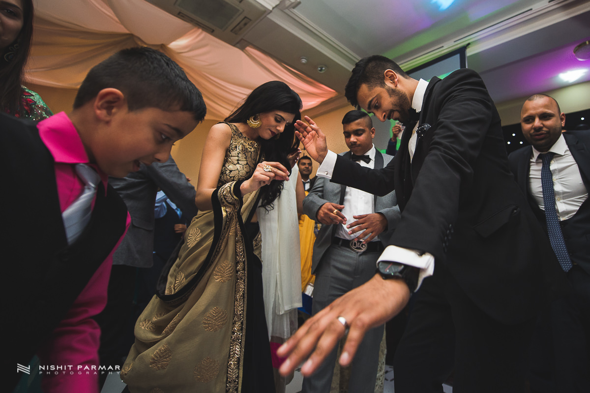 Cammy and Amar Civil Wedding and Reception in Essex Asian Wedding Photographer-50