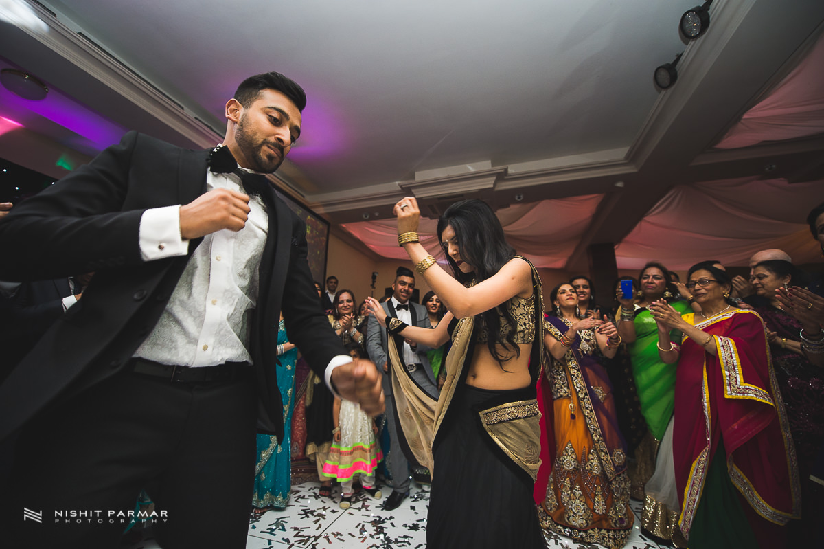 Cammy and Amar Civil Wedding and Reception in Essex Asian Wedding Photographer-52