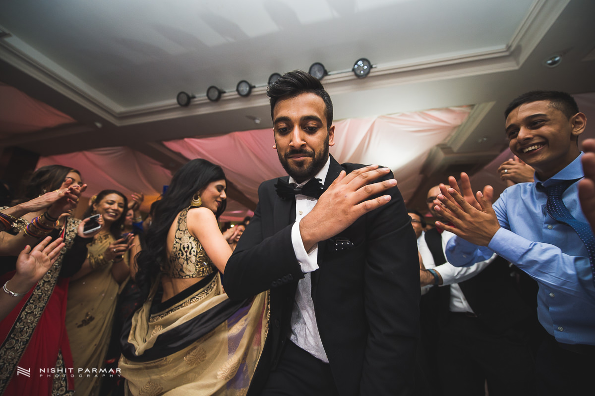 Cammy and Amar Civil Wedding and Reception in Essex Asian Wedding Photographer-53