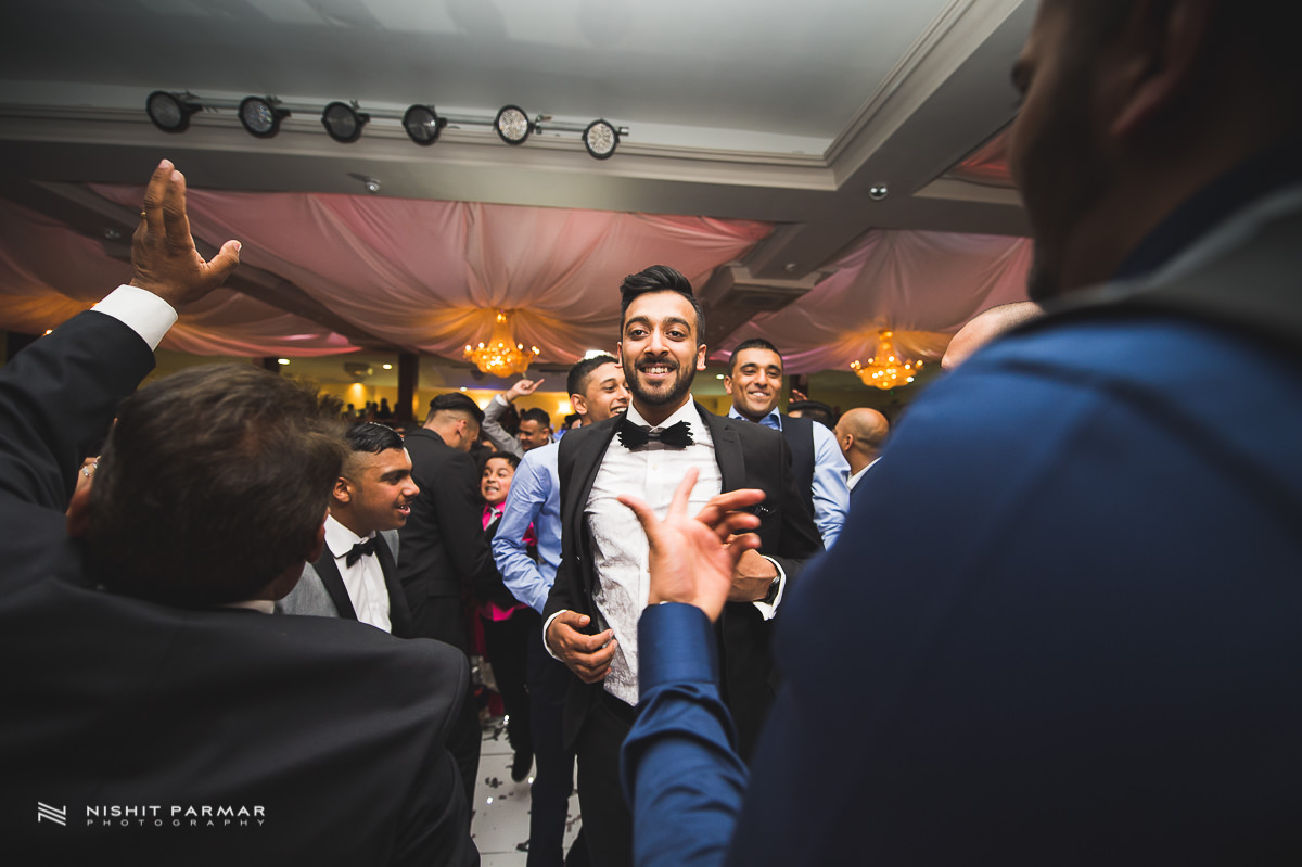 Cammy and Amar Civil Wedding and Reception in Essex Asian Wedding Photographer-55