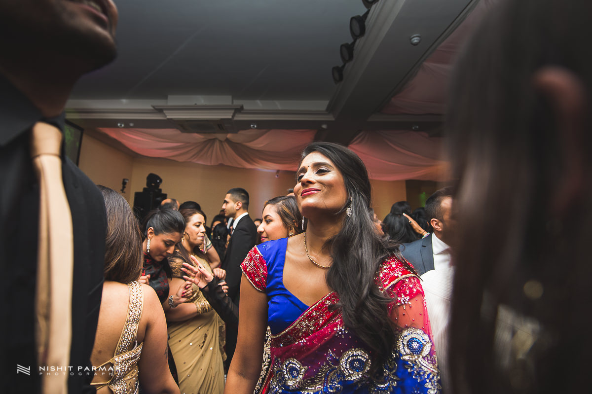 Cammy and Amar Civil Wedding and Reception in Essex Asian Wedding Photographer-57