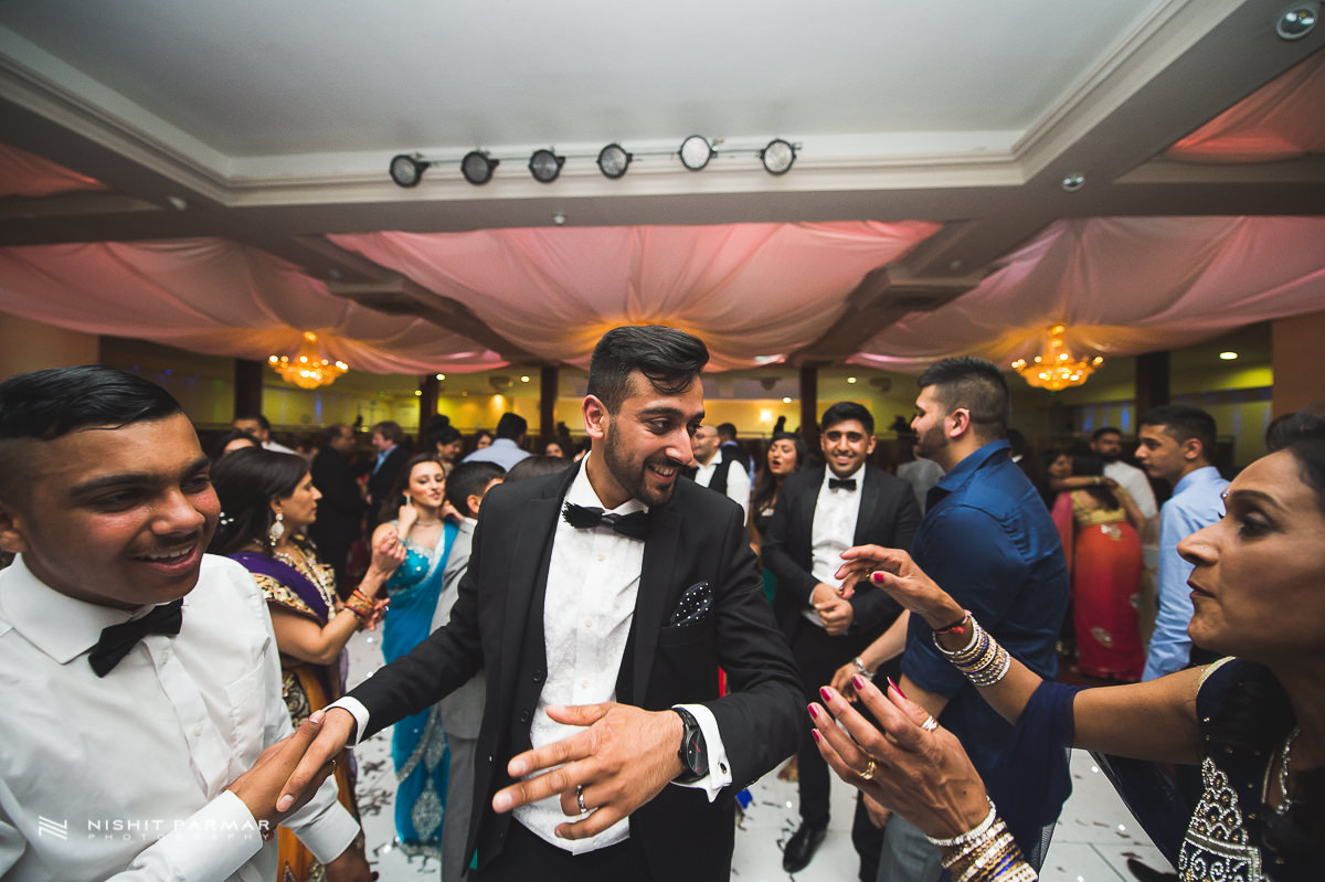 Cammy and Amar Civil Wedding and Reception in Essex Asian Wedding Photographer-61