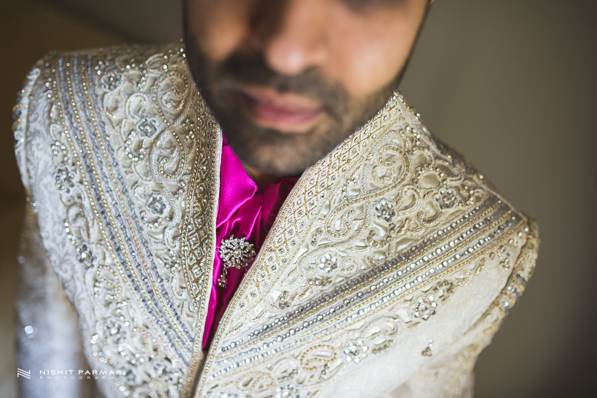 Groom Portrait Asian Wedding Photography Hindu Wedding Zuri Sands Hotel South Goa Indian Wedding-16
