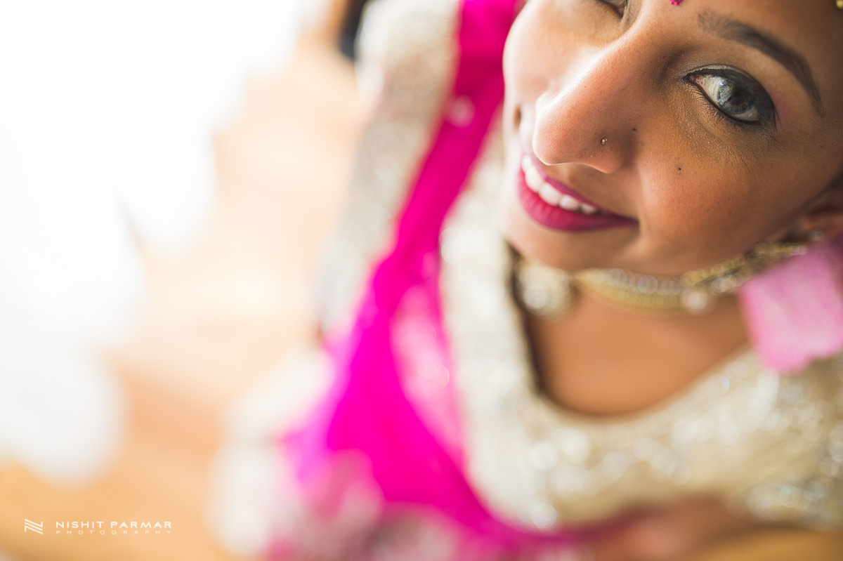 Bride Portrait Asian Wedding Indian Wedding Photography Asian Wedding Photographer Hindu Wedding Zuri Sands Hotel South Goa Indian Wedding-20