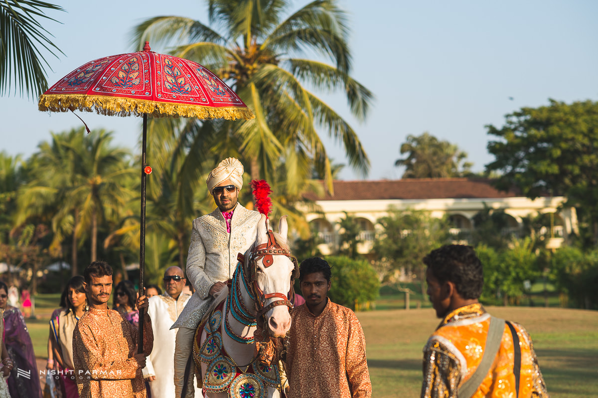 Hindu Wedding Zuri Sands Hotel South Goa Indian Wedding-24