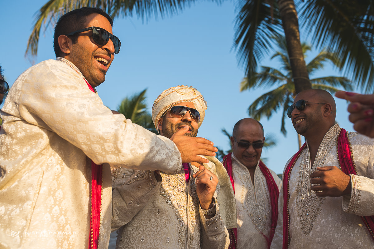 Hindu Wedding Zuri Sands Hotel South Goa Indian Wedding-26