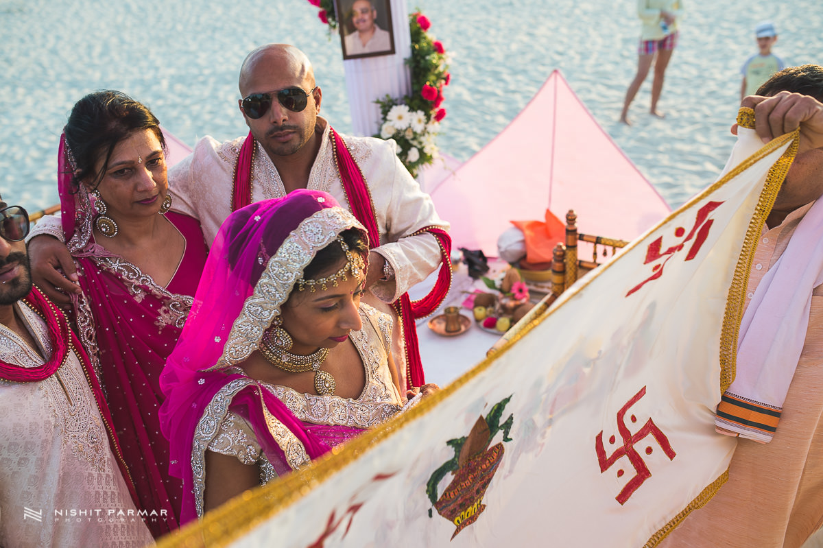 Hindu Wedding Zuri Sands Hotel South Goa Indian Wedding-30