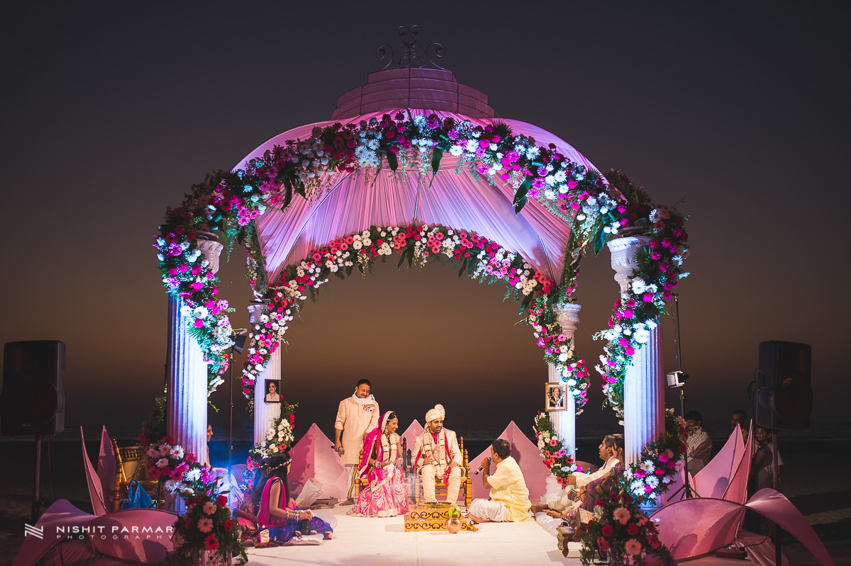 Hindu Wedding Zuri Sands Hotel South Goa Indian Wedding-37
