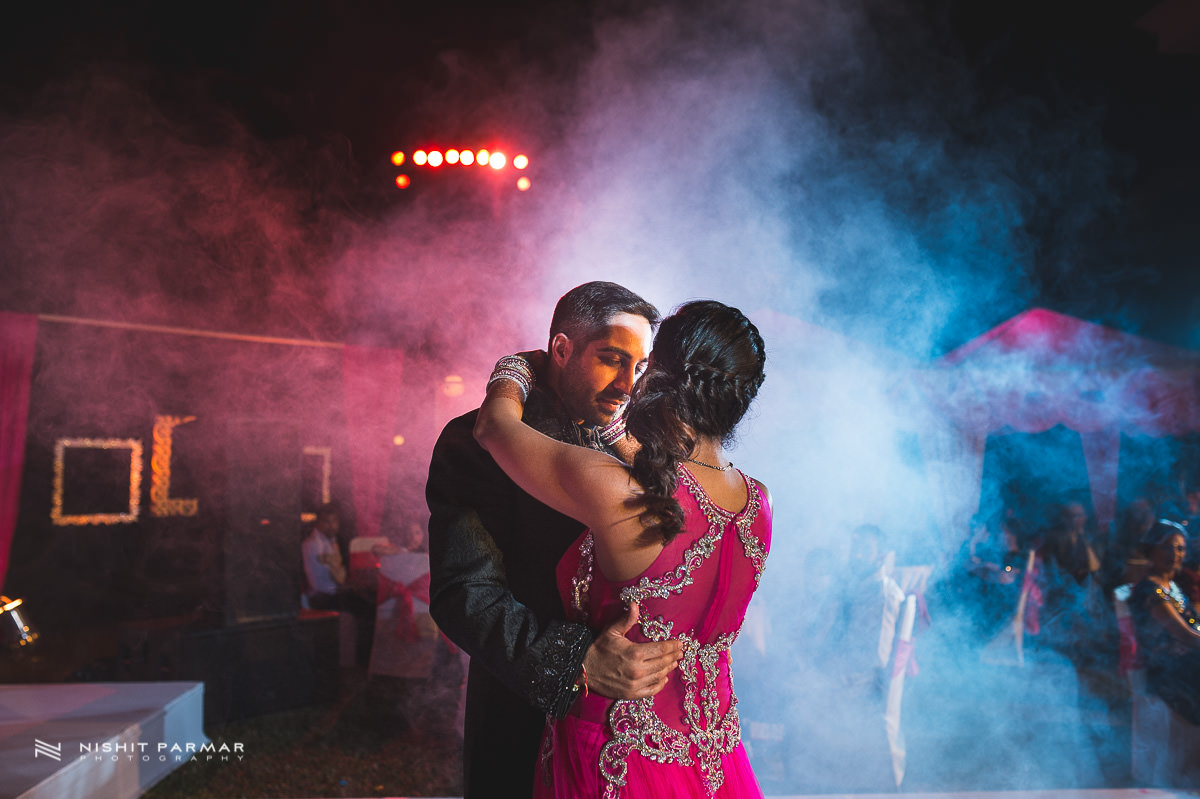 First Dance Asian Wedding Photographer Hindu Wedding Zuri Sands Hotel South Goa Indian Wedding-44