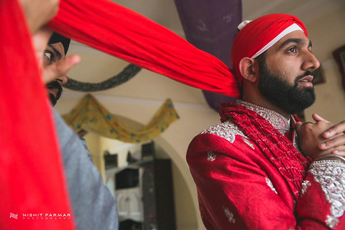Aman and Gurpreet Gravesend Gurudwara Quendon Hall Wedding Photography Asian Wedding Photographer Indian Weddings Sikh Wedding Photography-1