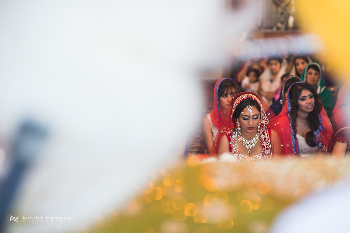 Aman and Gurpreet Gravesend Gurudwara Quendon Hall Wedding Photography Asian Wedding Photographer Indian Weddings Sikh Wedding Photography-25