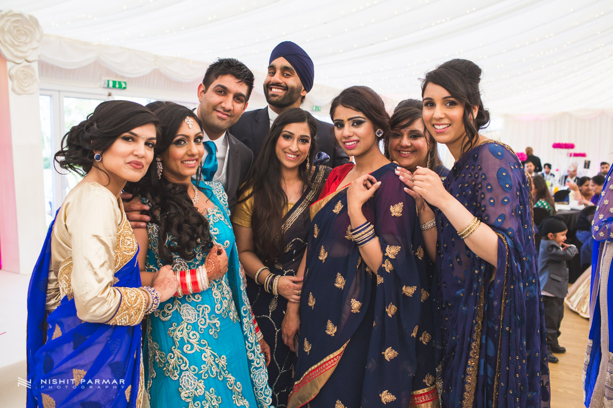 Aman and Gurpreet Gravesend Gurudwara Quendon Hall Wedding Photography Asian Wedding Photographer Indian Weddings Sikh Wedding Photography-45