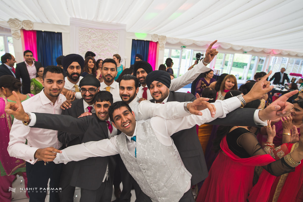 Aman and Gurpreet Gravesend Gurudwara Quendon Hall Wedding Photography Asian Wedding Photographer Indian Weddings Sikh Wedding Photography-47