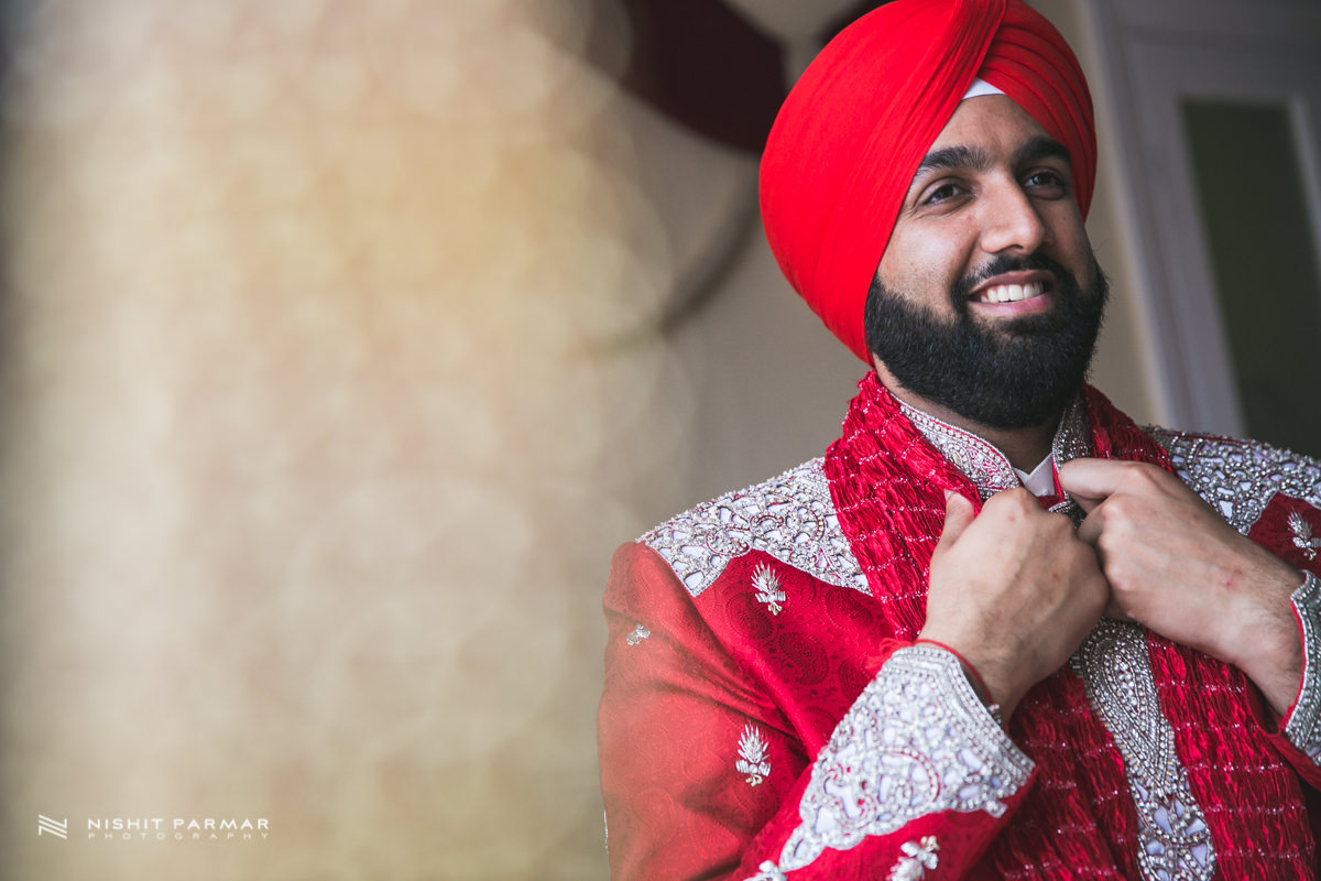 Aman and Gurpreet Gravesend Gurudwara Quendon Hall Wedding Photography Asian Wedding Photographer Indian Weddings Sikh Wedding Photography-5