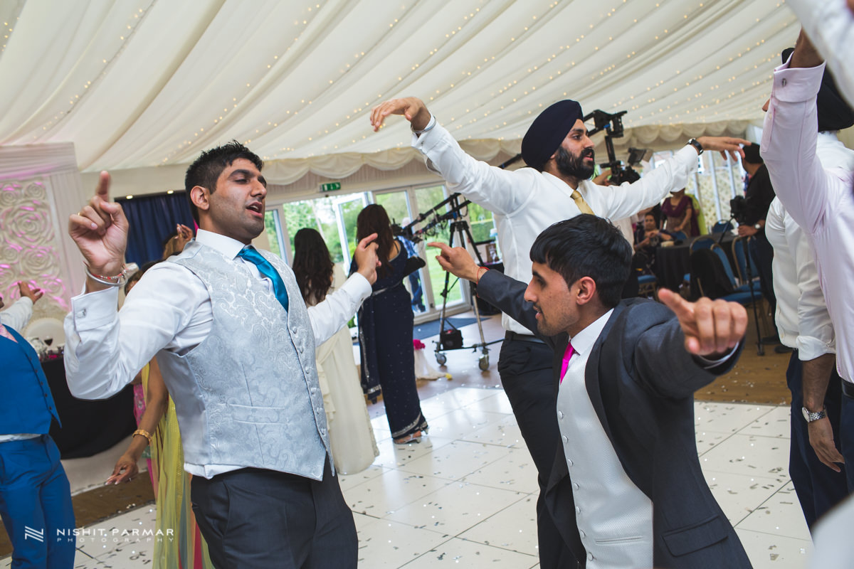Aman and Gurpreet Gravesend Gurudwara Quendon Hall Wedding Photography Asian Wedding Photographer Indian Weddings Sikh Wedding Photography-52