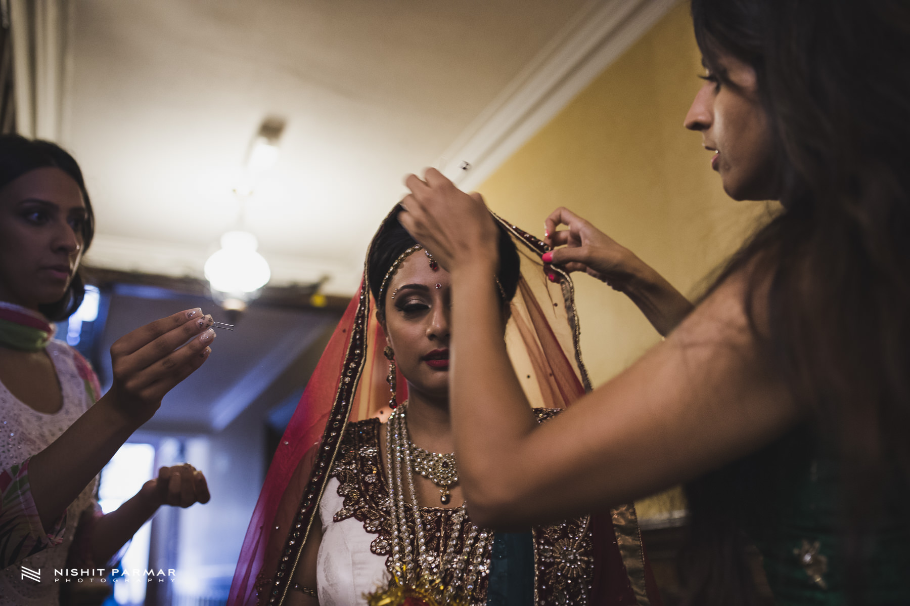 Last minute Bridal Make up
