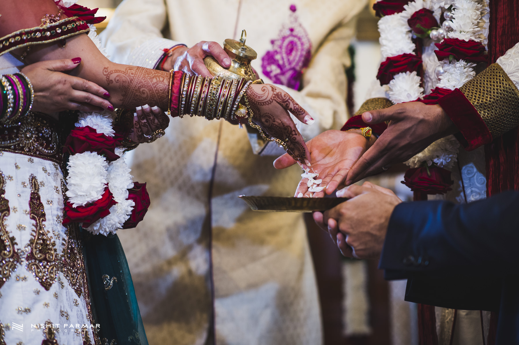 Hindu Wedding Blessings