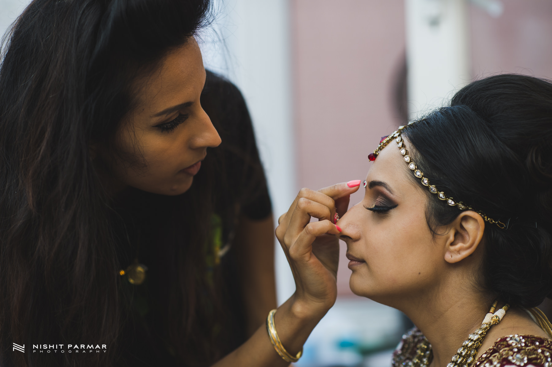 Indian Bride Make Up