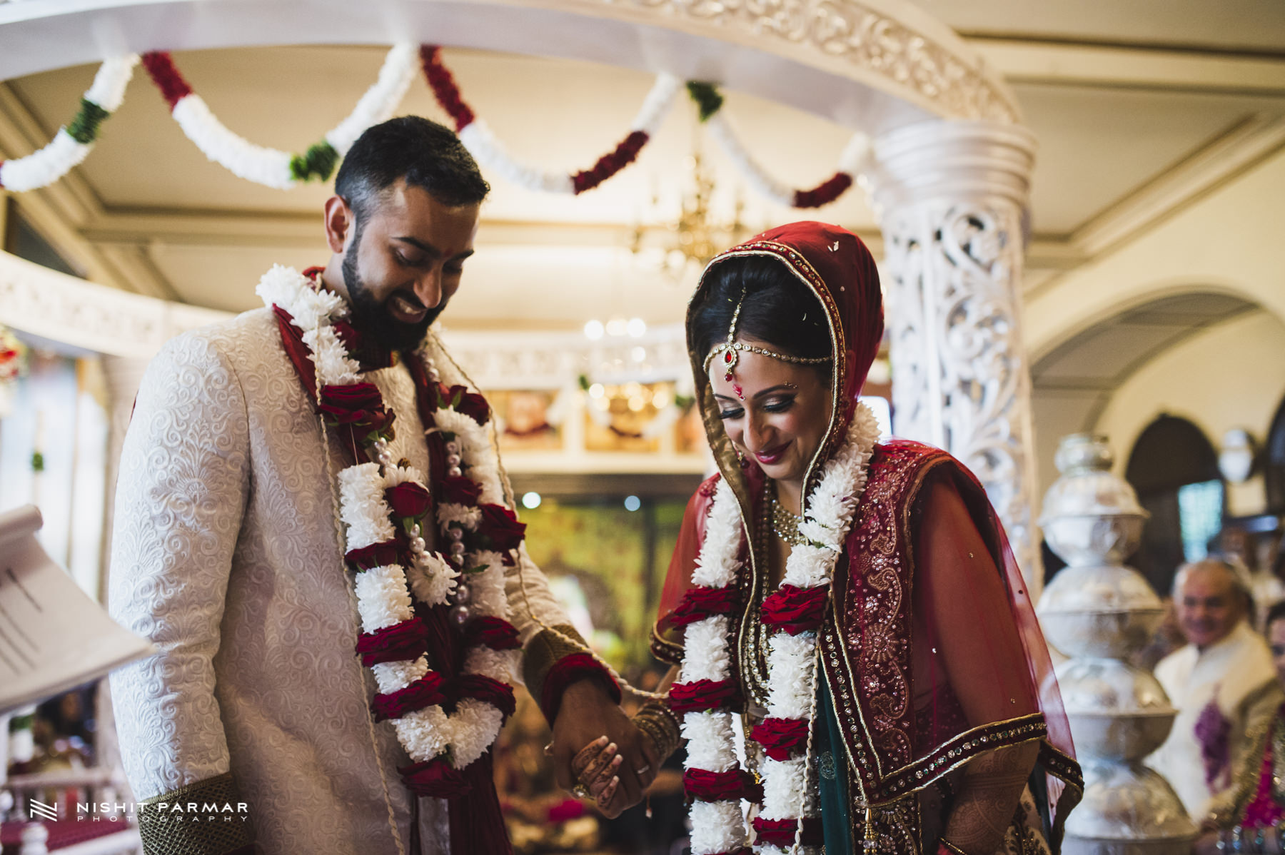 Seven Step of Indian Bride and Groom