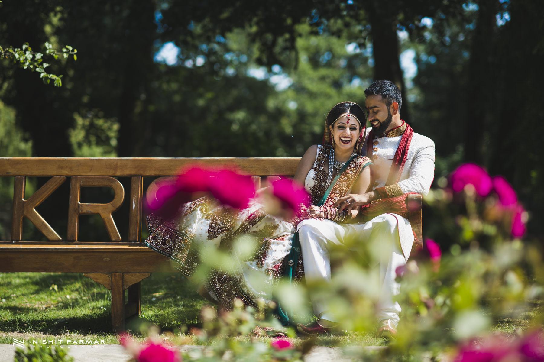 Hare Krishna Wedding - Bhaktivedanta Manor Temple - Indian Weddding - Asian Wedding - Hindu Wedding - Watford-29