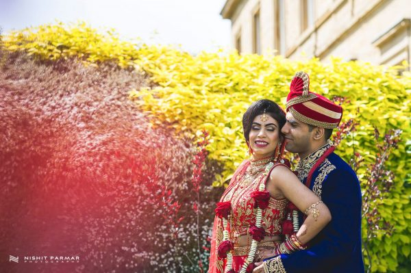 Vinay and Alpa's Beautiful Hindu Wedding at Oulton Hall, Leeds