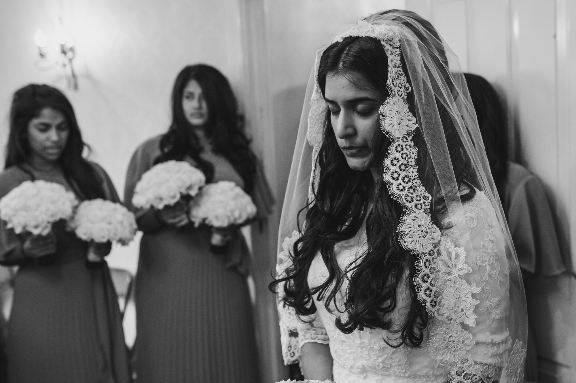 English Wedding Bride Prayer