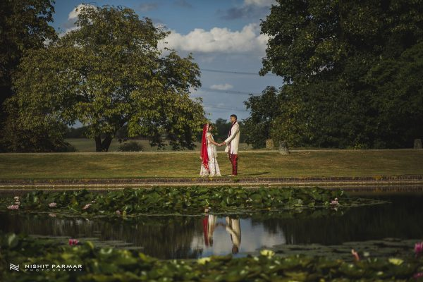 Bhumika and Adarsh's Wedding and Reception at Boreham House